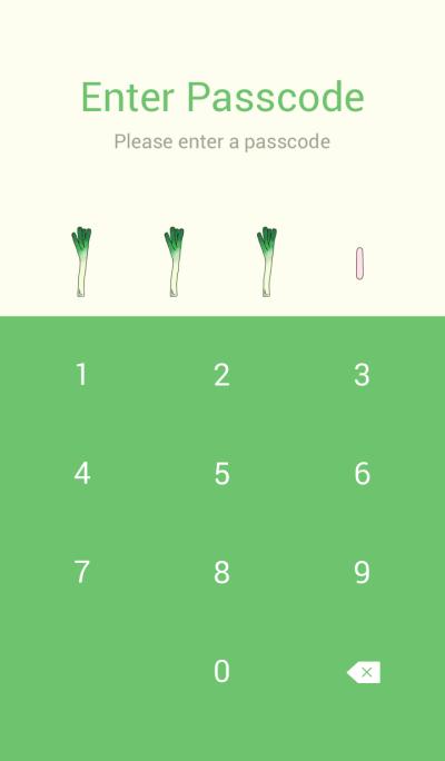 N E G I -green onion-