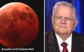 Lunas de sangre anuncian el apocalipsis