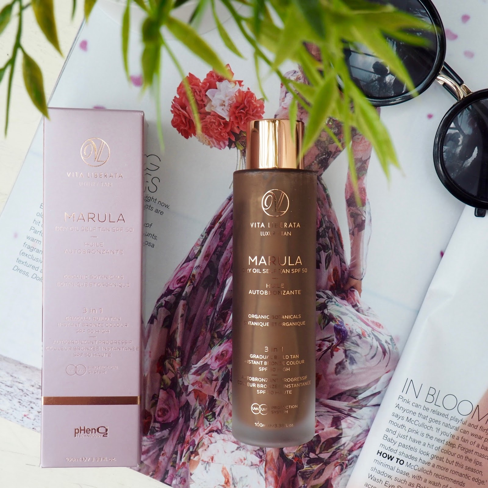 vita liberata dry oil tan review