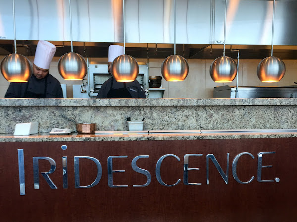 Restraunt Review: Iridescence