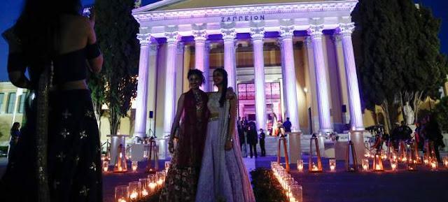Ινδικός γάμος απίστευτης χλιδής στην Αθήνα - Κράτησε τέσσερις μέρες