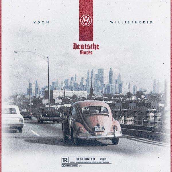 Willie the Kid - Deutsche Marks Cover