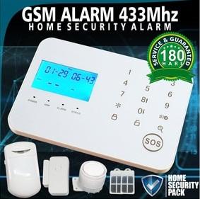 Jual Security Alarm System Package Berstandar Indonesia