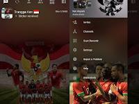 BBM Mod TimNas Indonesia AFF 2016 Apk Based 3.2.0.6 Full DP TrasnparanTerbaru 2017