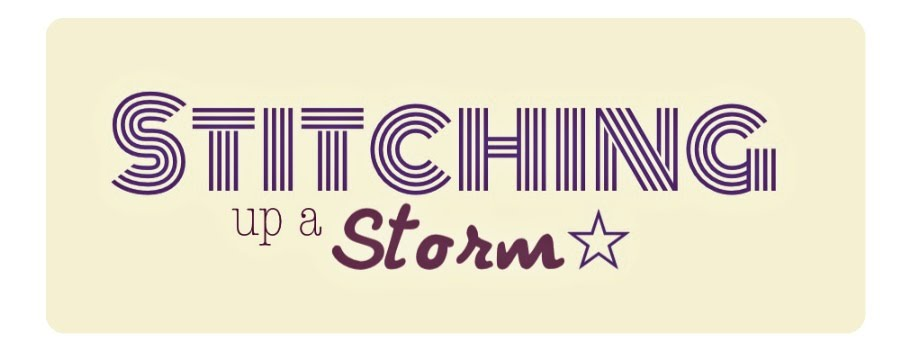 Stitching Up a Storm