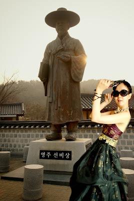 Yeongju Seonbichon Village 선비촌 | meheartseoul.blogspot.sg