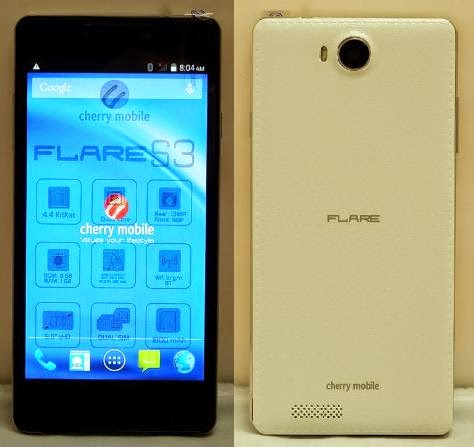 Cherry Mobile Flare S3 Now Available For Php3,999, Unboxing Photos Inside