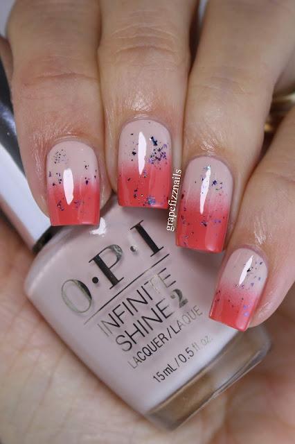 OPI Autumn Gradient Manicure