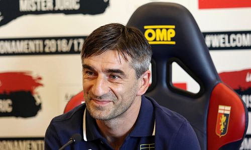 CALCIOMERCATO GENOA: ufficiale, Ivan Juric è il nuovo allenatore rossoblu. Di R.Filipazzi