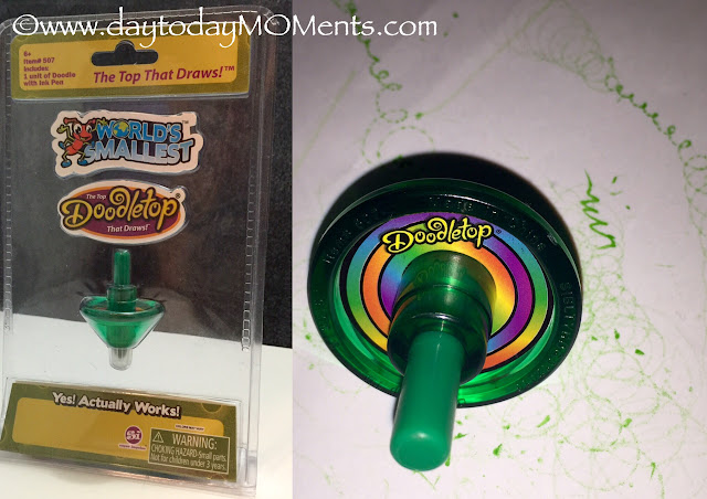 worlds smallest toy doodle top review