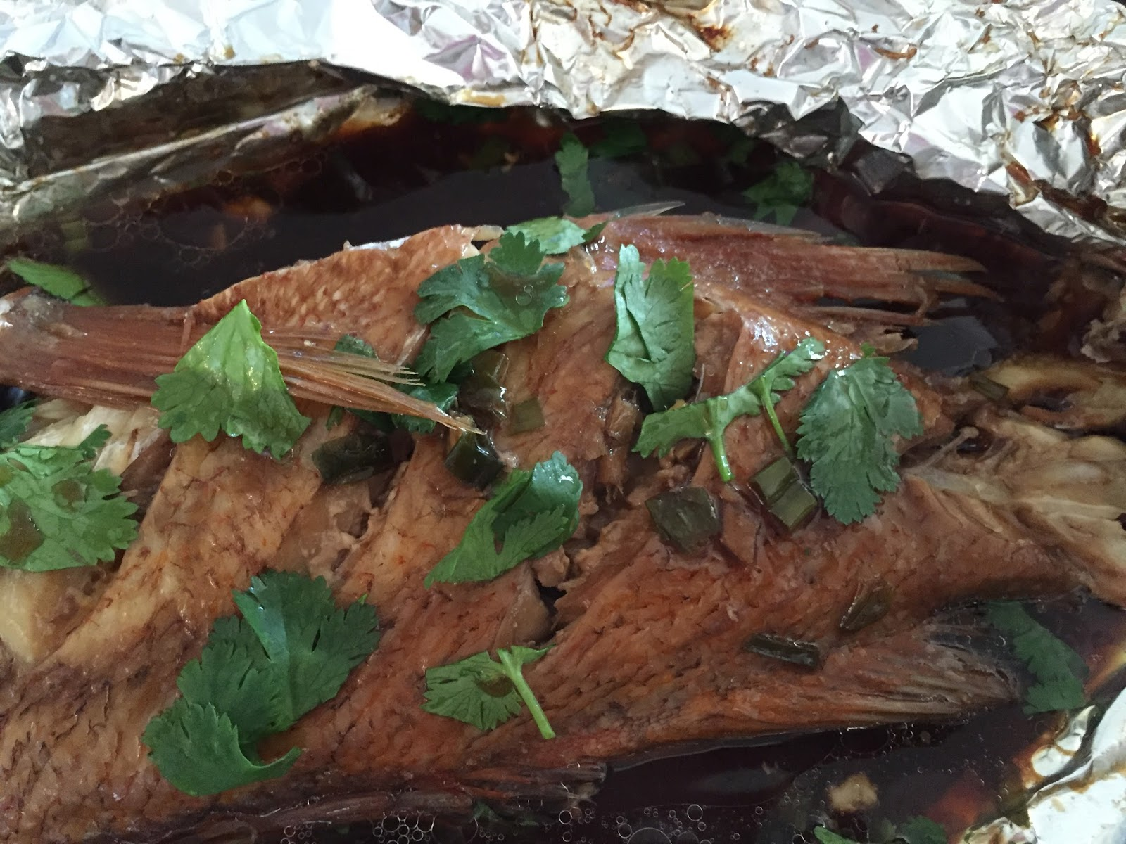 Second helpings may 2016 for Rock cod fish