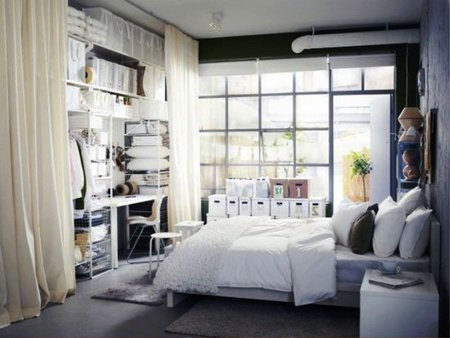 Small Size Bedroom Design