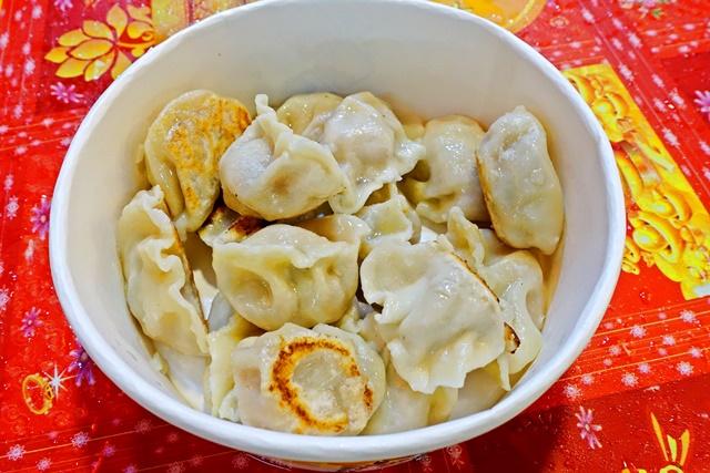 錦發師日式蔬食日式煎餃