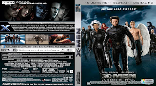CARATULAX-MEN 3: LA DECISION FINAL - X-MEN 3 THE LAST STAND - 2006