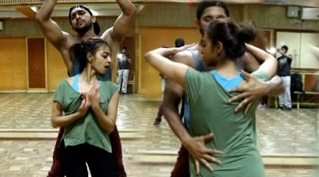 Radhika Apte Dance Video With Terence Lewis