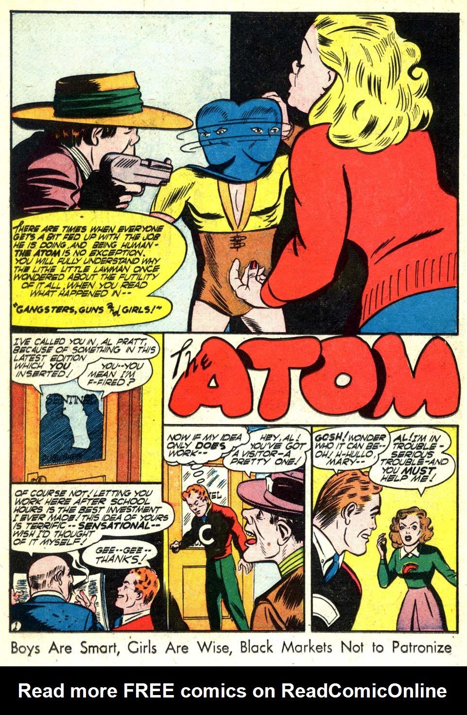 Read online All-American Comics (1939) comic -  Issue #58 - 25