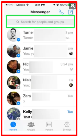 Video Call Facebook Messenger
