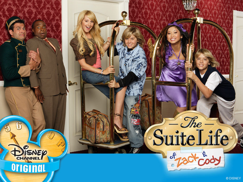 Suite Life Of Zack And Cody Online
