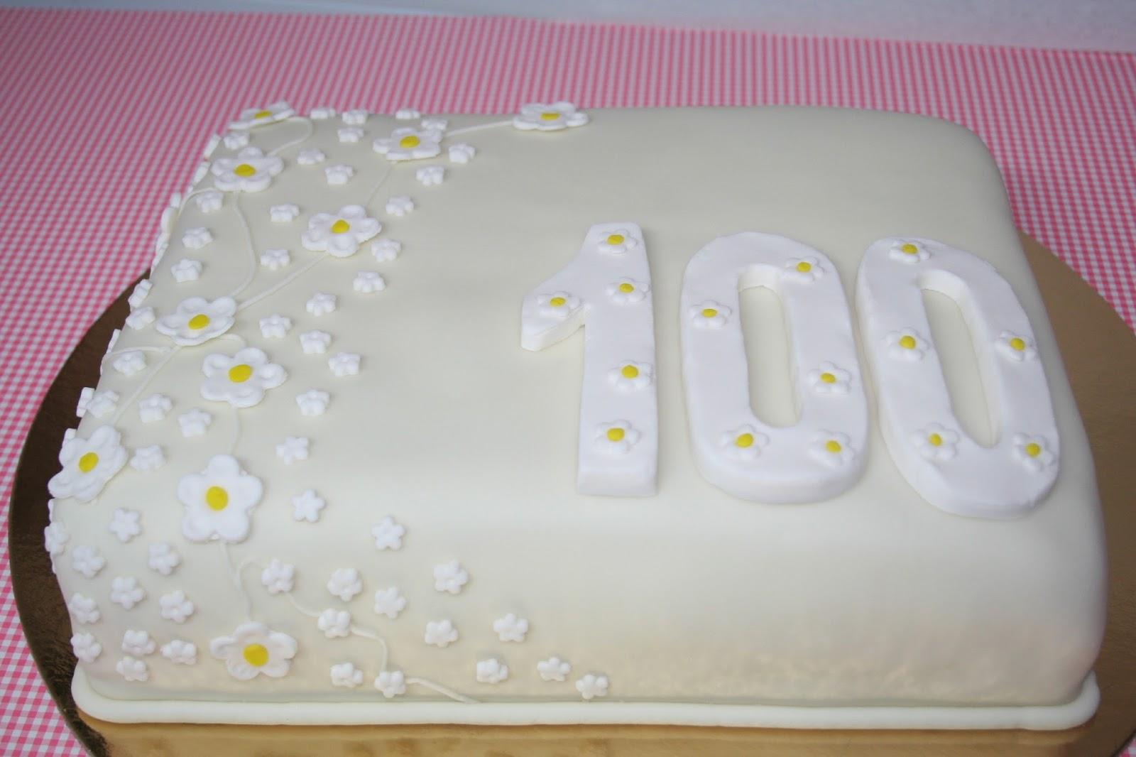Bolo De 200 Anos: Mafaldíces.come: Bolo De Aniversário 100 Anos