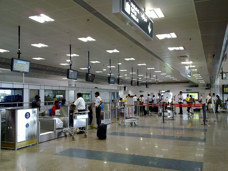 Trichy Talks Trichy Airport
