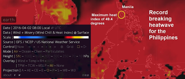 Heat Wave - Philippines Untitled