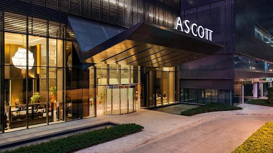 國金中心雅詩閣服務式公寓 ASCOTT 越秀房產信託 405
