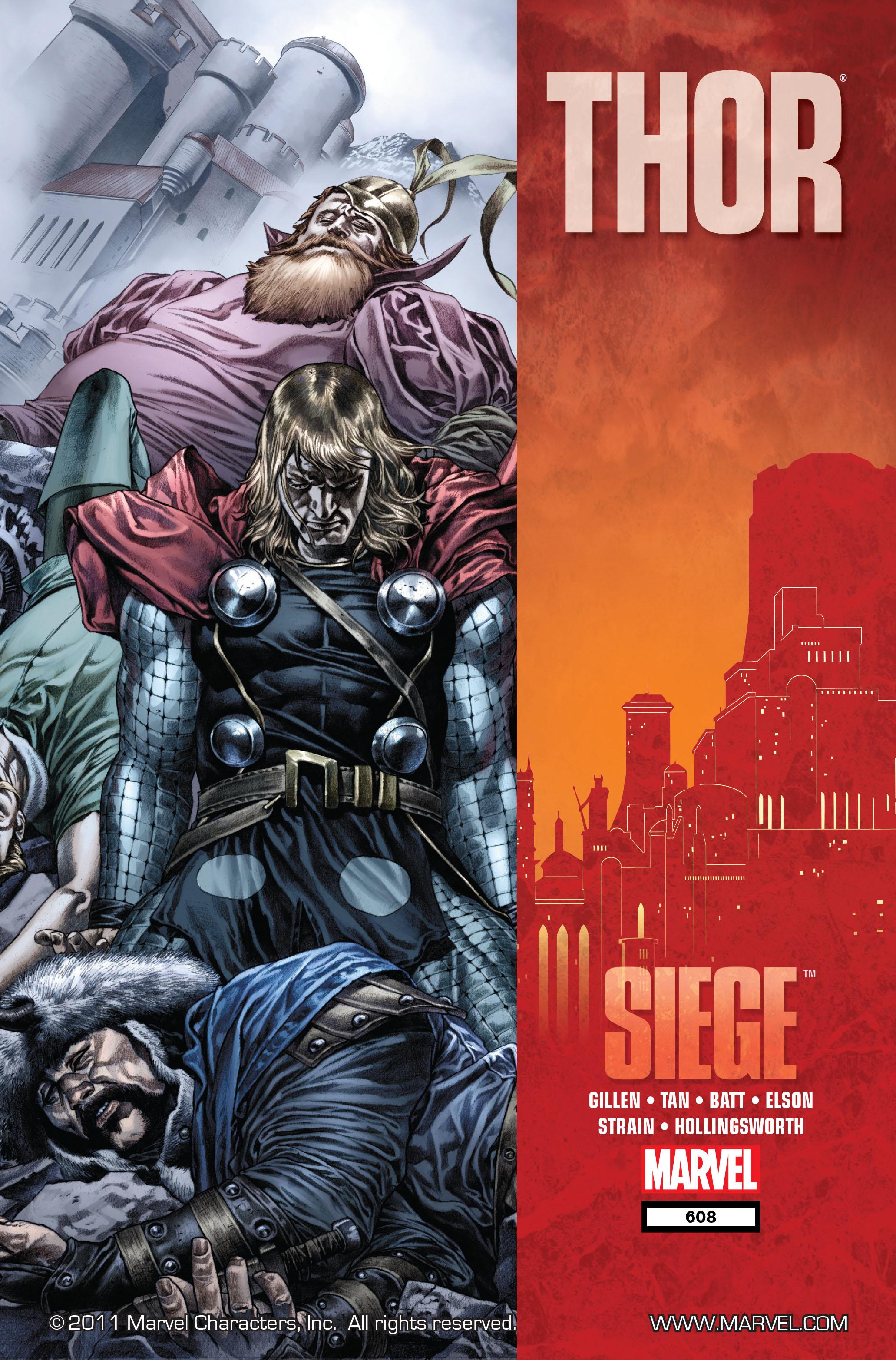 Thor (2007) Issue #608 #21 - English 1