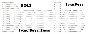 How to Get List of Best SQLi Dorks Scanner on Internet   Toxic Boys Team