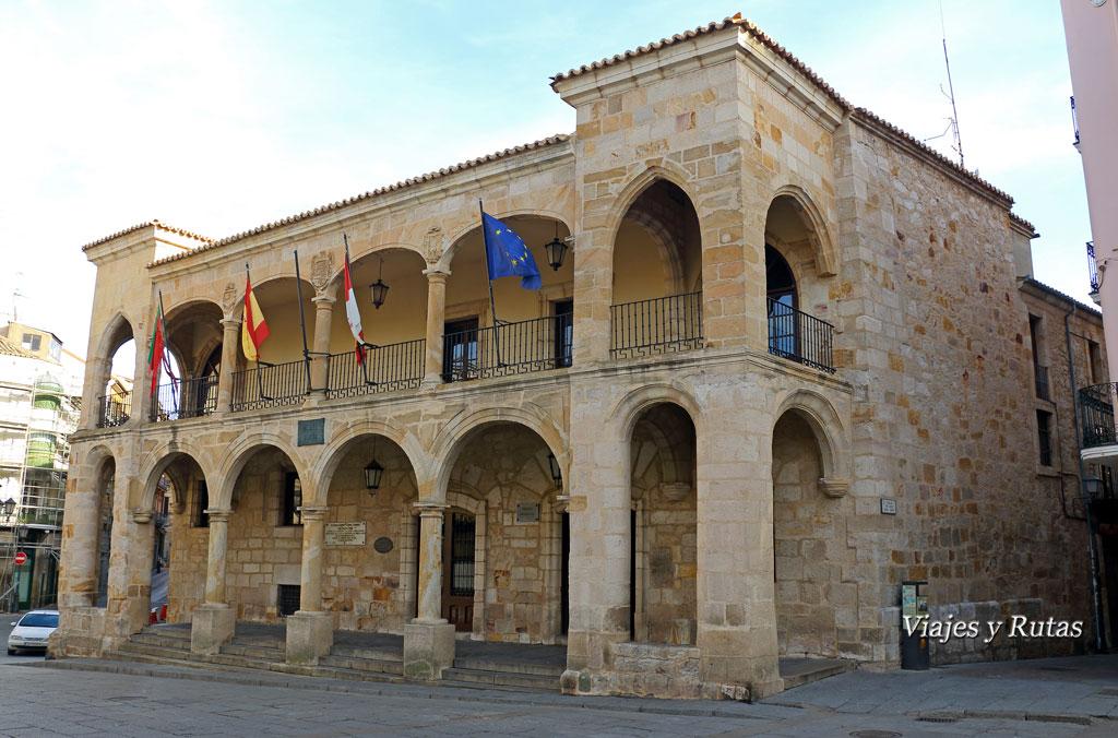 Ayuntamiento Viejo, Zamora