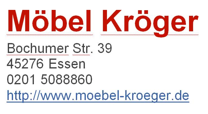 Möbel Kröger