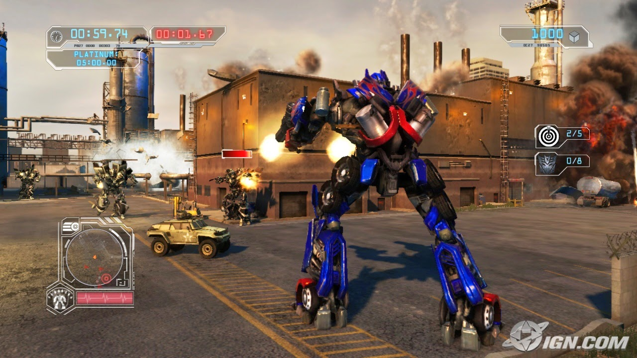 Transformers 2 Spiele Kostenlos