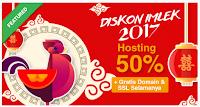 Promo Hosting Discount 50%