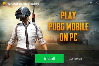 cara main pubg di pc