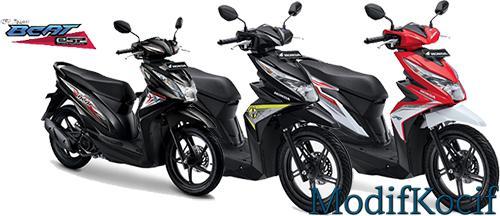 Harga Motor Honda Beat Bekas Spesifikasi Terbaru 2017