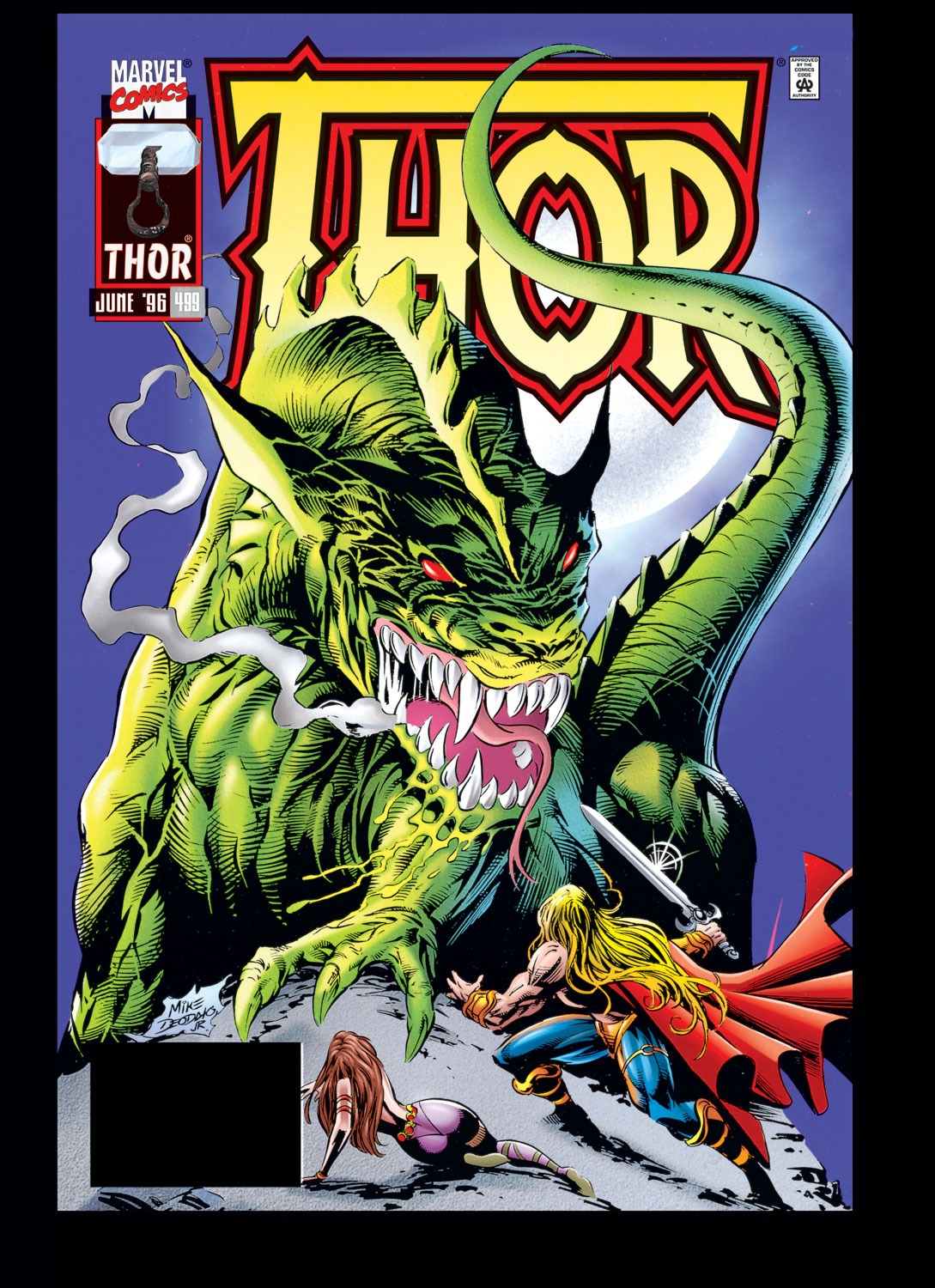 Thor (1966) 499 Page 1