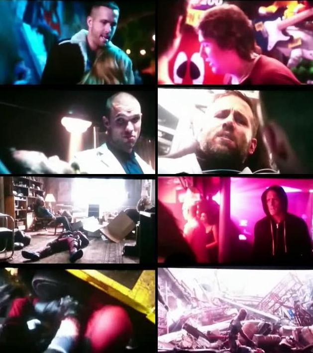 Deadpool 2016 English HDTS x264 700mb