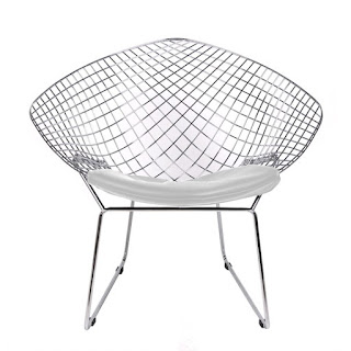 Silla Diamond de Harry Bertoia en Superestudio.com