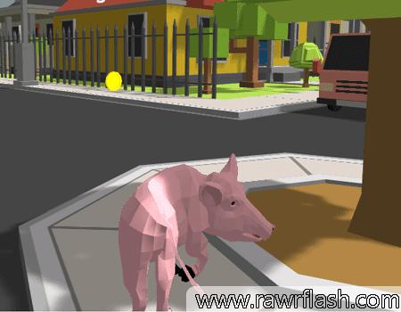 Jogos de simuladores de porcos.