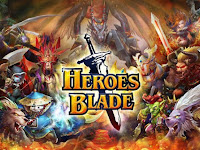 Heroes Blade: Action RPG – 1 hit kill/Enemy can't move Mod Apk