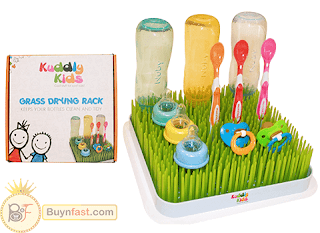 Perfect and Excellent Drying Grass Rack for Baby bottles, Dishes and Bottle Nipples