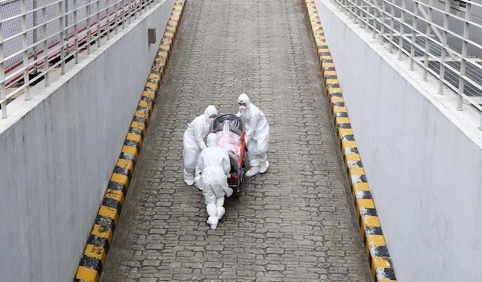 Tasso mortalità coronavirus in Italia