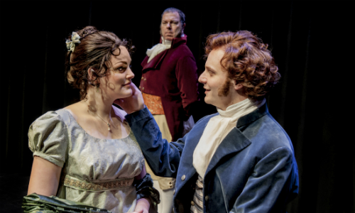 """Persuasion"" at Taproot Theatre"
