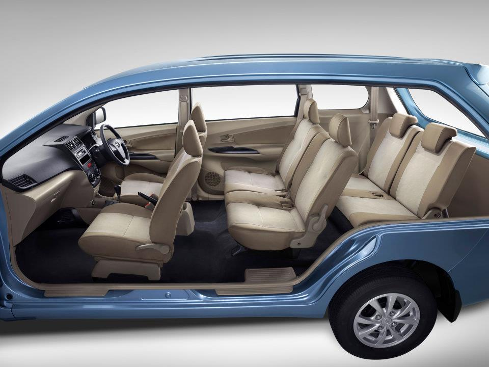 All New Avanza 2012 Price Photos and Specifications - Automotive Car ...