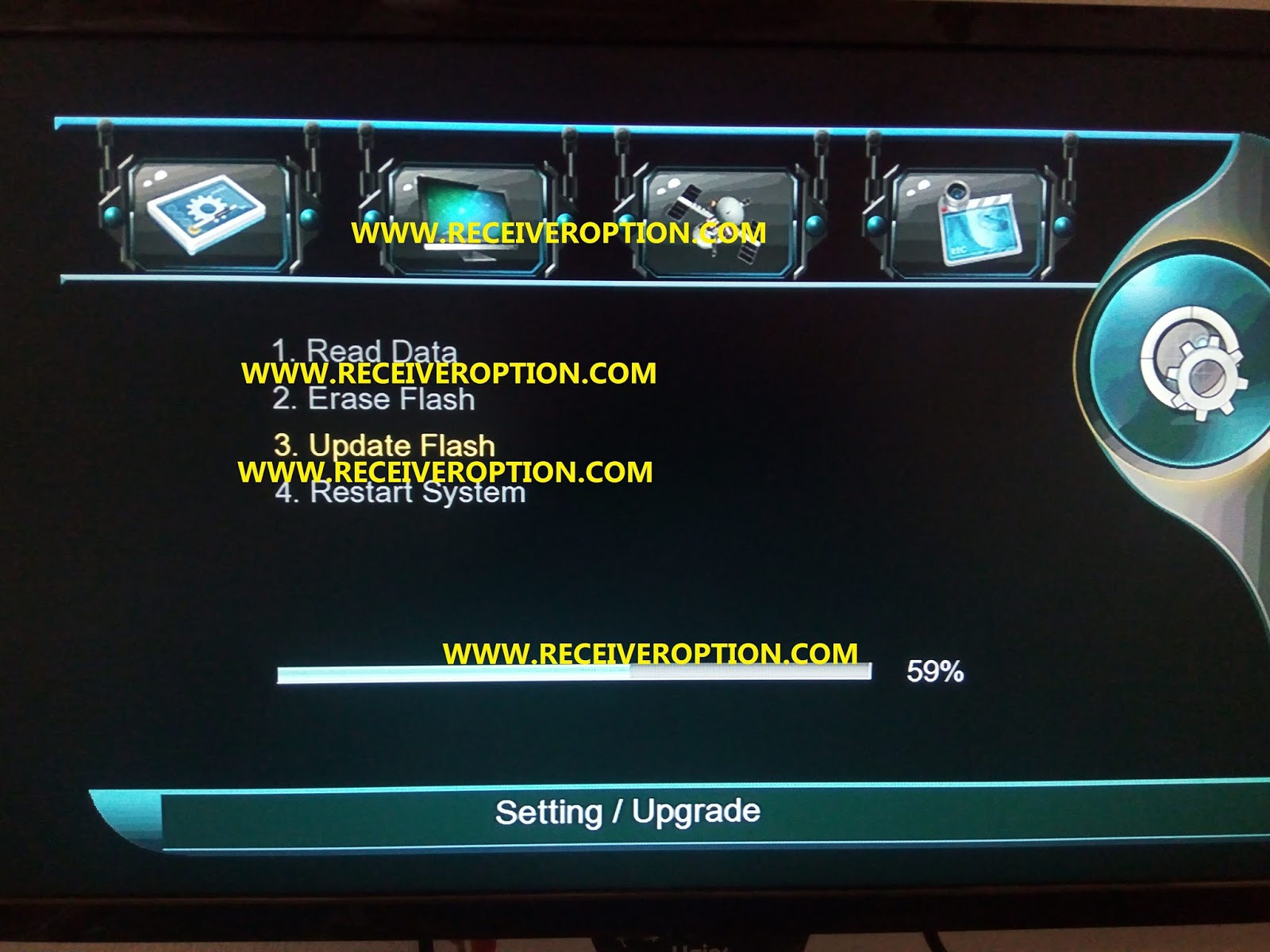 RECEIVER SOFTWARE: COBOX HD RECEIVER POWERVU KEY NEW SOFTWARE