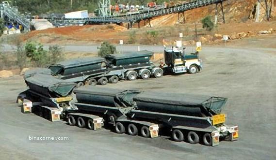 truk terpanjang di dunia