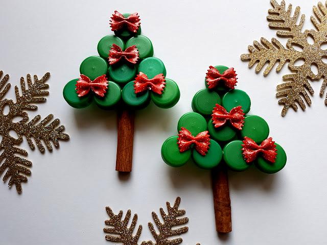 Mikołaj, bałwanek, renifer, aniołki, choinka, elf - świąteczne ozdoby - diy - do it yourself - świąteczne dekoracje - prace plastyczne na Boże Narodzenie - Święta - Santa, reindeer, Christmas tree, angels, snowman - winter crafts - kids crafts - Christmas crafts