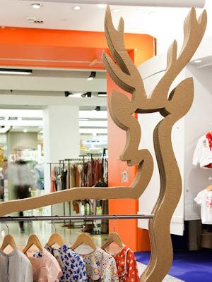 Green Pear Diaries, retail, pop up store, Stella McCartney Kids