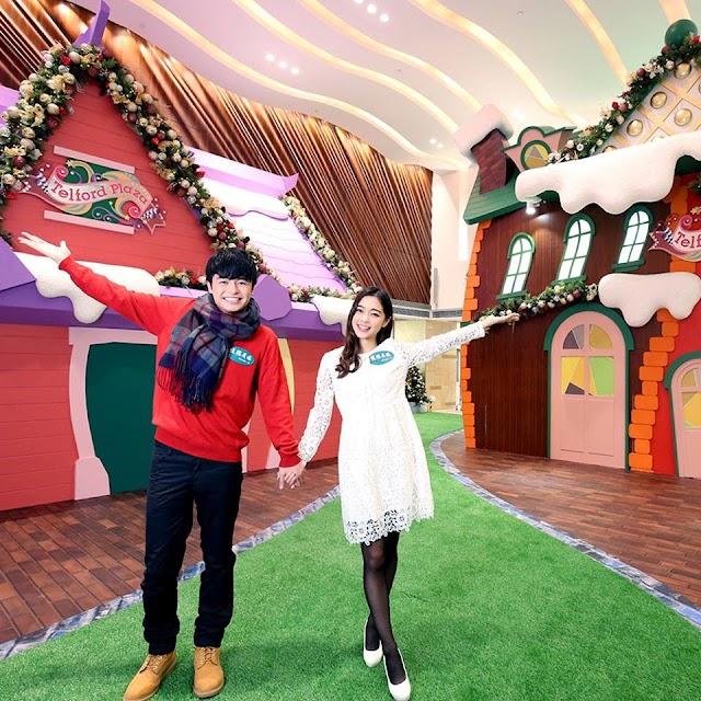 【聖誕活動】帶你看流星與極光 德福廣場呈現北歐的浪漫
