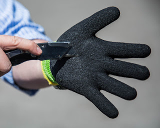 glove safety hand