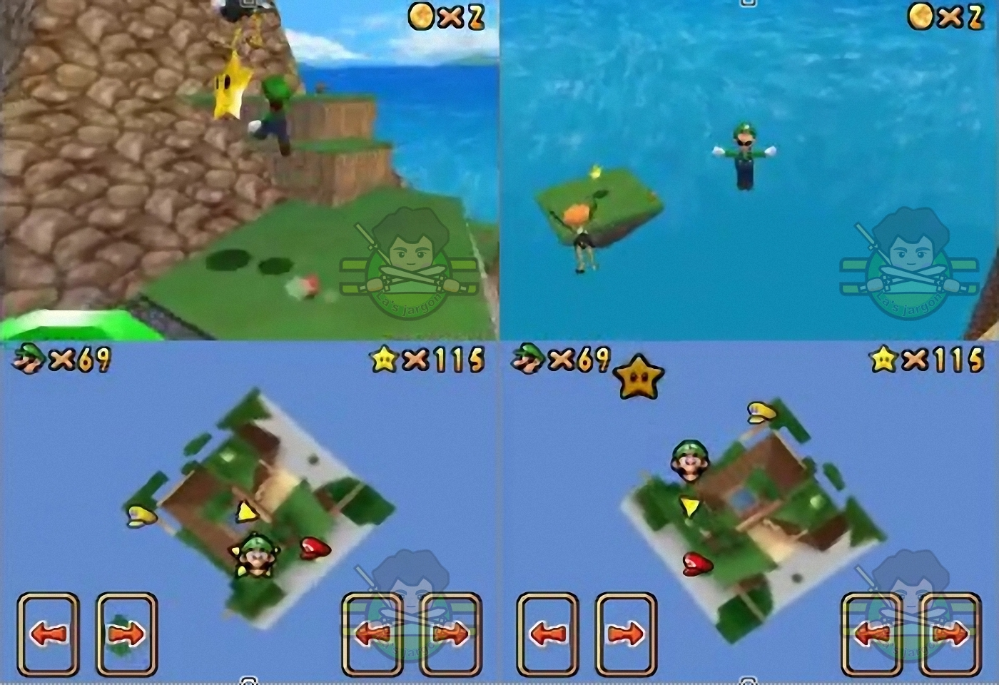 La's jargon: 【NDS|圖文|流程攻略】超級瑪利歐 64 DS(超級馬力歐 / 超級馬里奧 / スーパーマリオ 64 / Super Mario ...